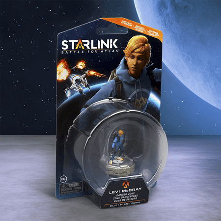 Ubisoft, Starlink: Battle for Atlas Pilot Pack, Levi McCray, UBP90902087