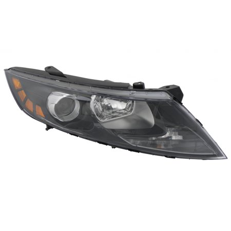 - 2011 Kia Optima New Halogen Passenger Headlight KI2503146 & KI2503155