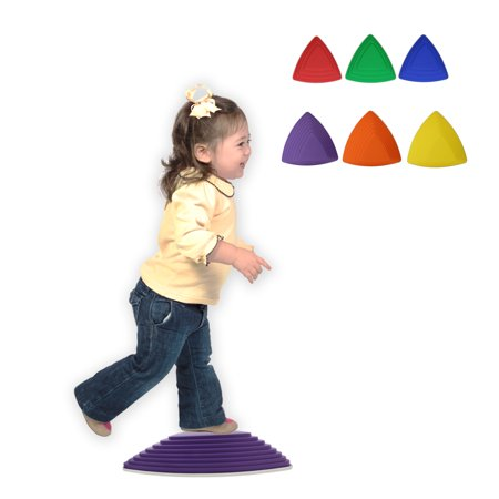 (Get Out!™ Kids Stepping Stones Children & Physical Therapy Balance Coordination)