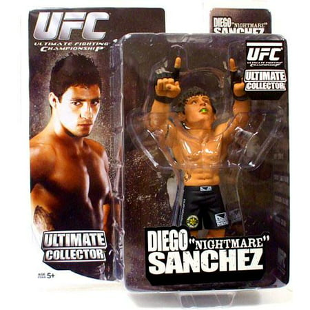 UFC Ultimate Collector Series 3 Diego Sanchez Action Figure ()