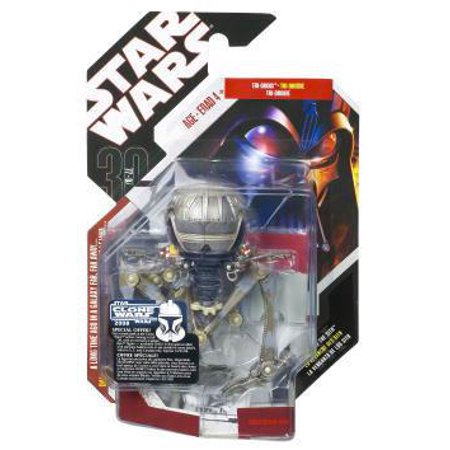 Star Wars 30th Anniversary Coin - Star Wars 30th Anniversary 2008 Wave 1 Tri Droid Action Figure