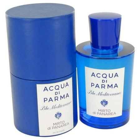 Acqua Di Parma Blue Mediterraneo By Acqua Di Parma Mirto Di Panarea Edt Spray 5 Oz - image 1 de 1