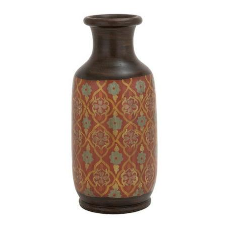 Cole Grey Terracotta Floor Vase Walmart
