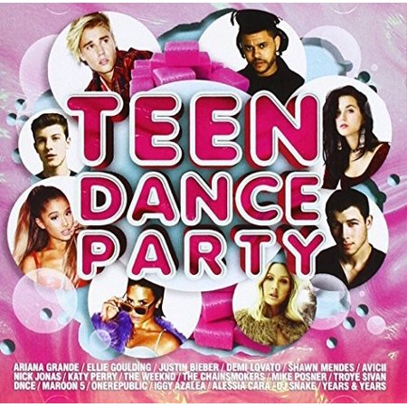 Teen Dance Party / Various](Dance Party Themes)