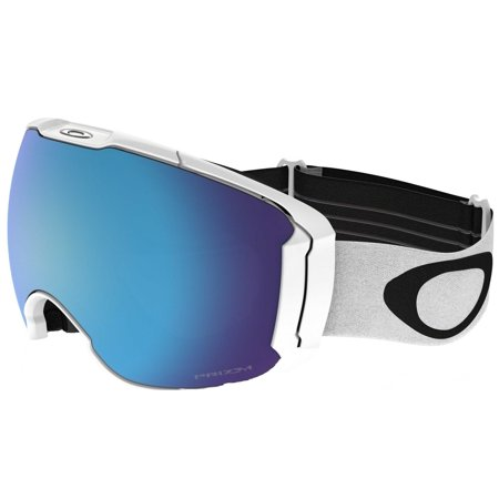 Oakley Adult Airbrake XL Snow Goggles (Polarized White) ()