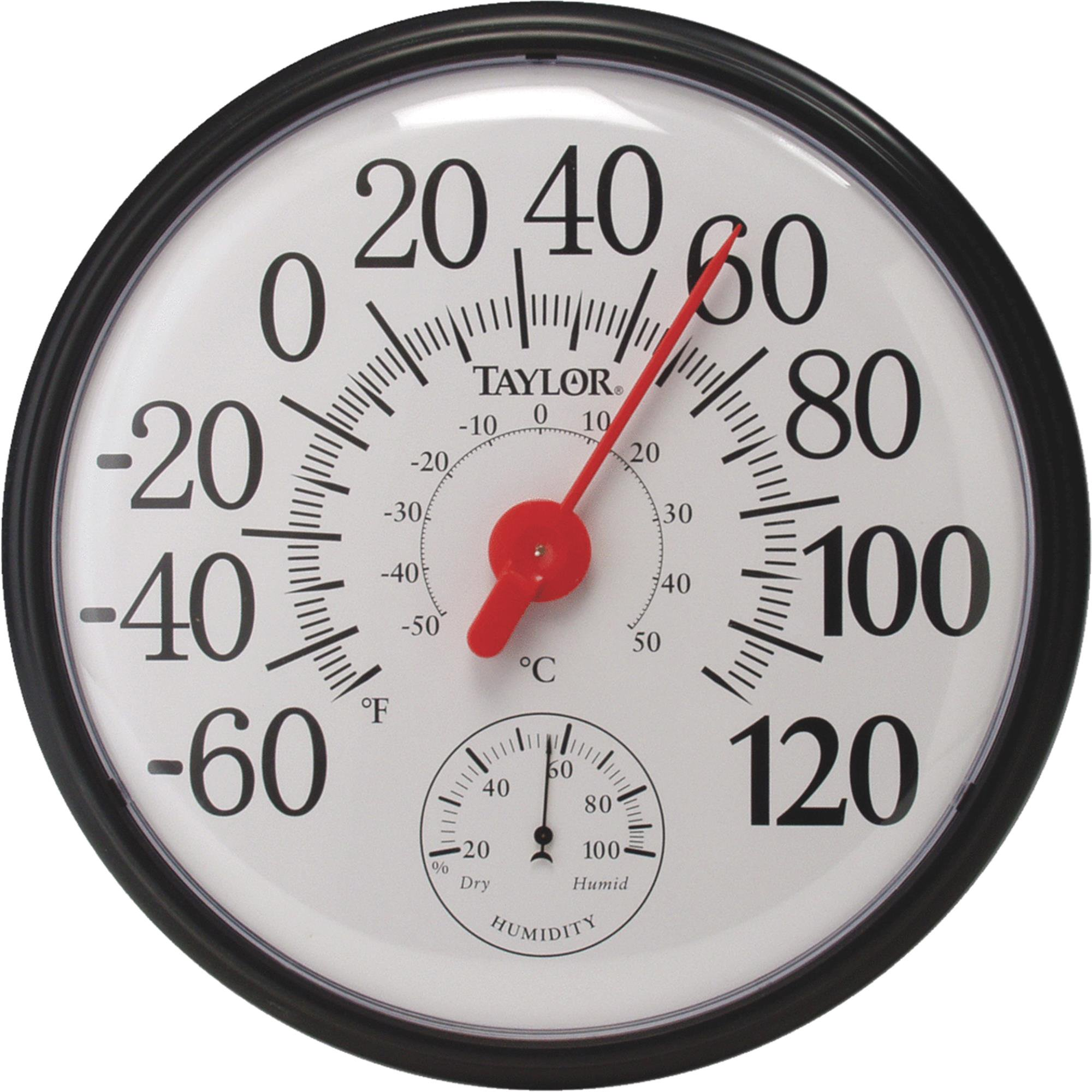 Taylor Outdoor Hygrometer & Thermometer