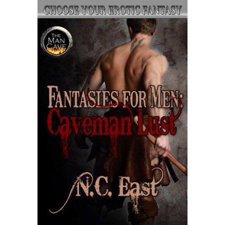 Fantasies for Men: Caveman Lust - eBook - Caveman Feet