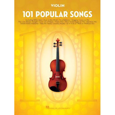 101 Popular Songs : For Violin](Popular Halloween Songs)