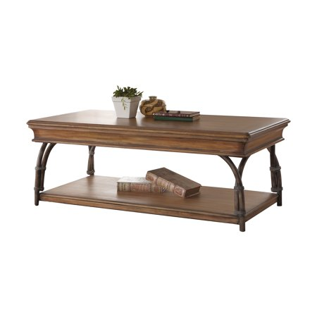 Strange Acme Dalpiaz Rectangle Coffee Table In Cherry Machost Co Dining Chair Design Ideas Machostcouk