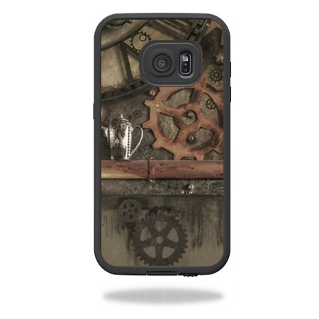 Skin Decal Wrap For Lifeproof Fre Samsung Galaxy S7 Case Steam Punk Room