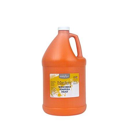 Roche Paint-Handy Art RPC214715 petits ma-tres orange 128OZ peinture lavable - image 1 de 1