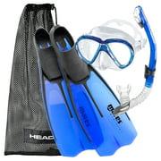 Mares Explorer Mask Fin Snorkel Set Adult