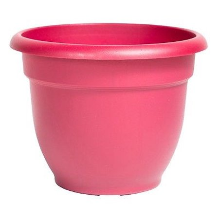 Garden Bloem AP1012 10 in. Ariana Planter with Self Watering Grid, Union Red [Istilo194875]