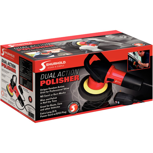 Shurhold Dual Action Polisher Kit with Bonus Pack