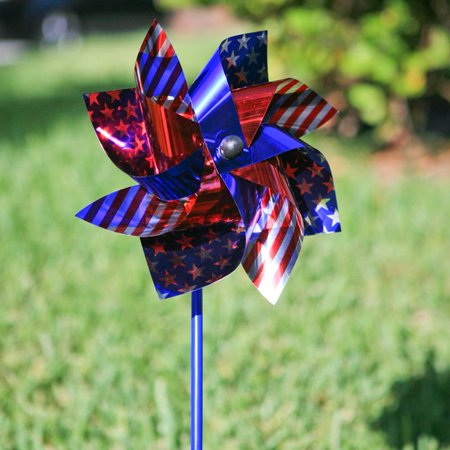 Jumbo Patriotic Pinwheels (Patriotic Pinwheels)