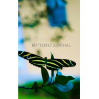 butterfly Creative Journal (Paperback)