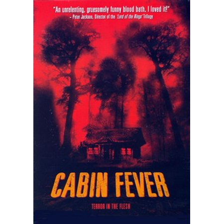 Cabin Fever (DVD) - The Ancient Ones Cabin In The Woods