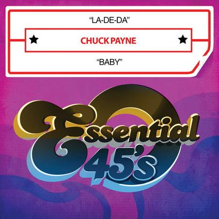 Chuck Payne - La-De-Da / Baby - Chuck Taylor Toddler