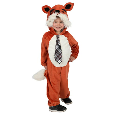 Quick The Fox Halloween Costume