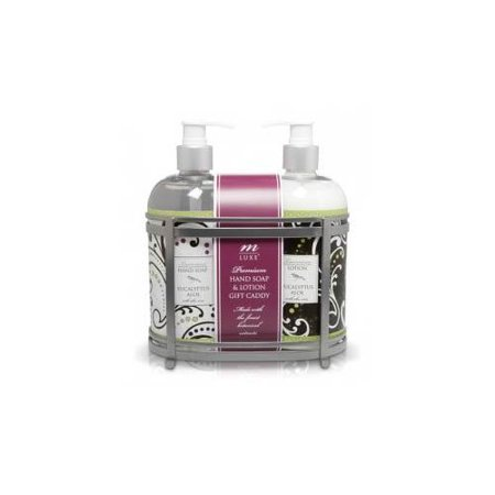 M Luxe Hand Soap Lotion Gift Caddy Ellie