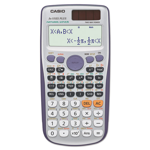 Casio FX-115ESPLUS Scientific Calculator by Casio
