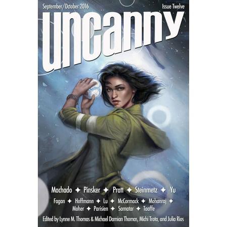 Uncanny Magazine Issue 12 - eBook