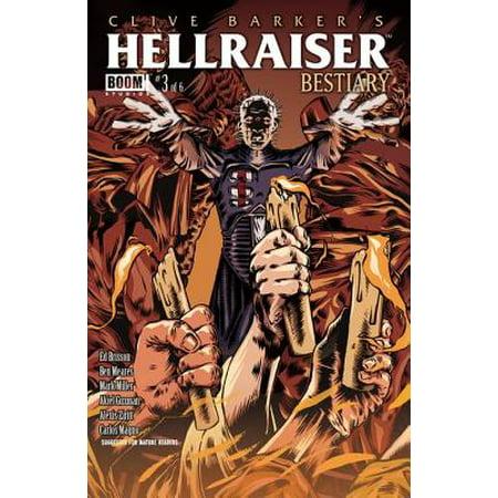 Clive Barker's Hellraiser Bestiary #3 - - Hellraiser Costume