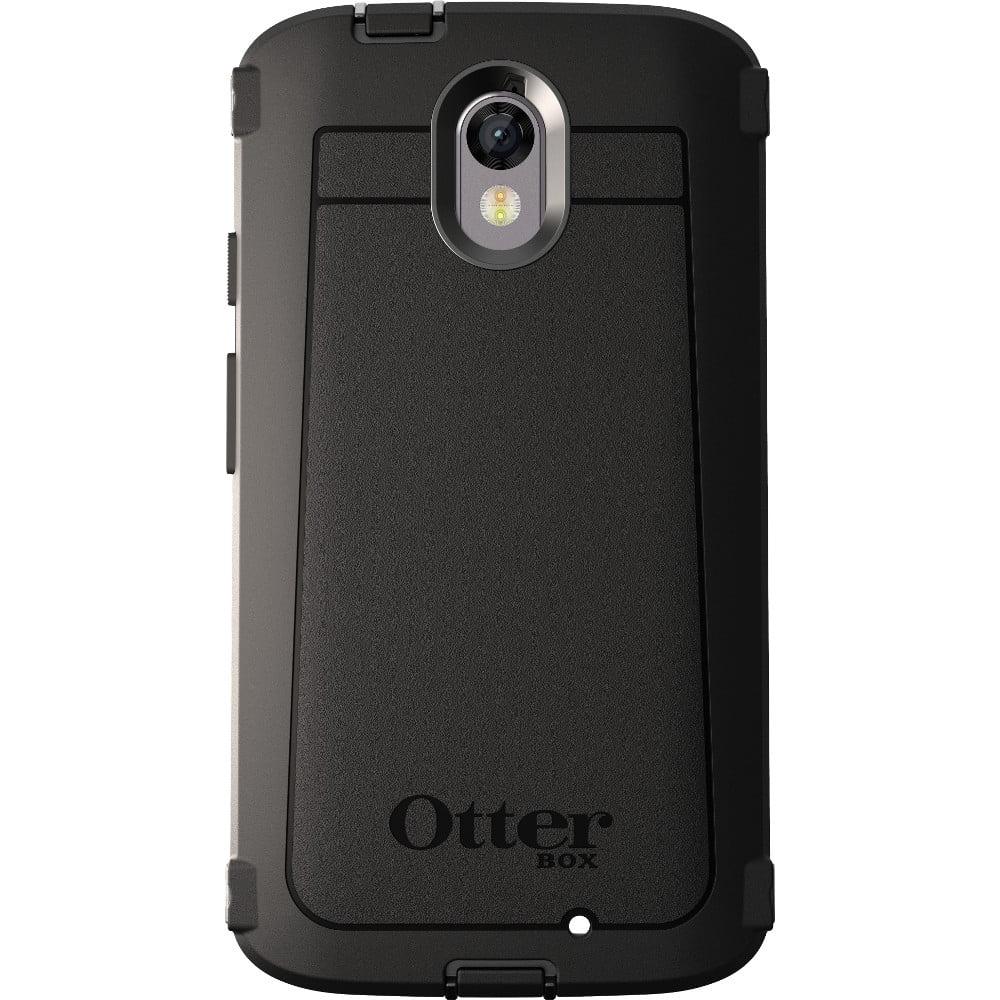 Otterbox Defender Series for Motorola Turbo 2, Black by OtterBox