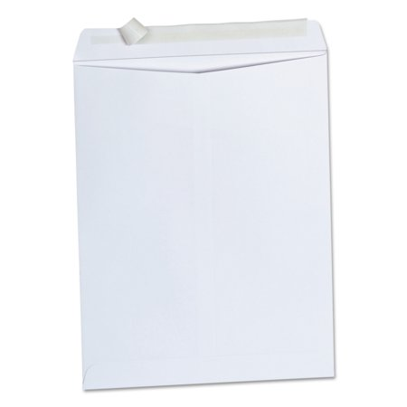 - Universal Peel Seal Strip Catalog Envelope, 10 x 13, White, 100/Box -UNV40101