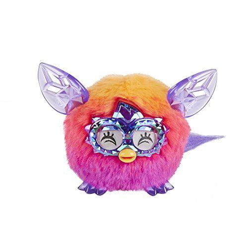 Furby Furblings Creature Plush, Orange Pink by