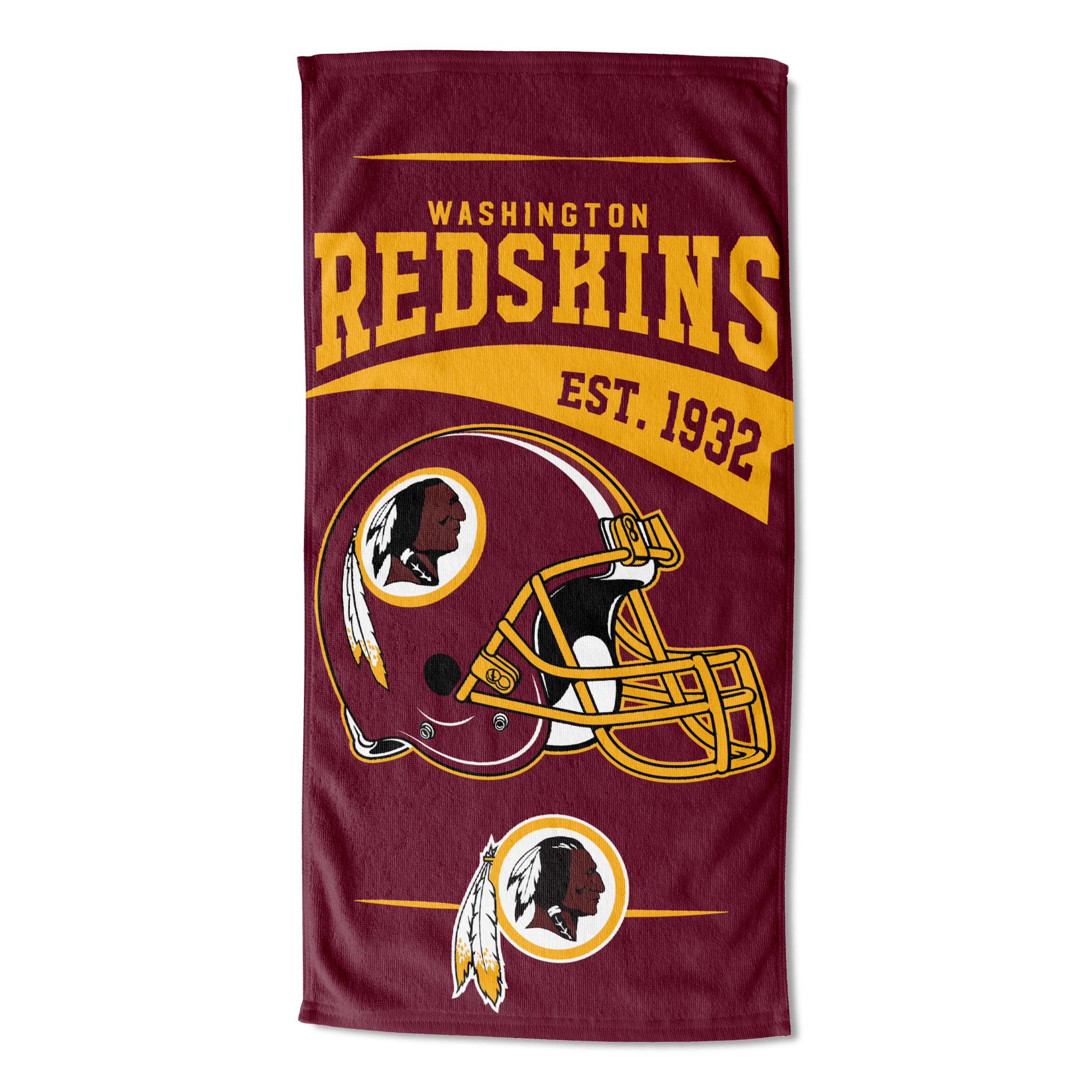 "NFL Washington Redskins ""3 Step Drop"" 30""x 60"" Beach Towel"