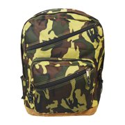 """Every Day Carry 17"""" Expandable Tactical Assault Bag Day Pack Backpack - Camo"""