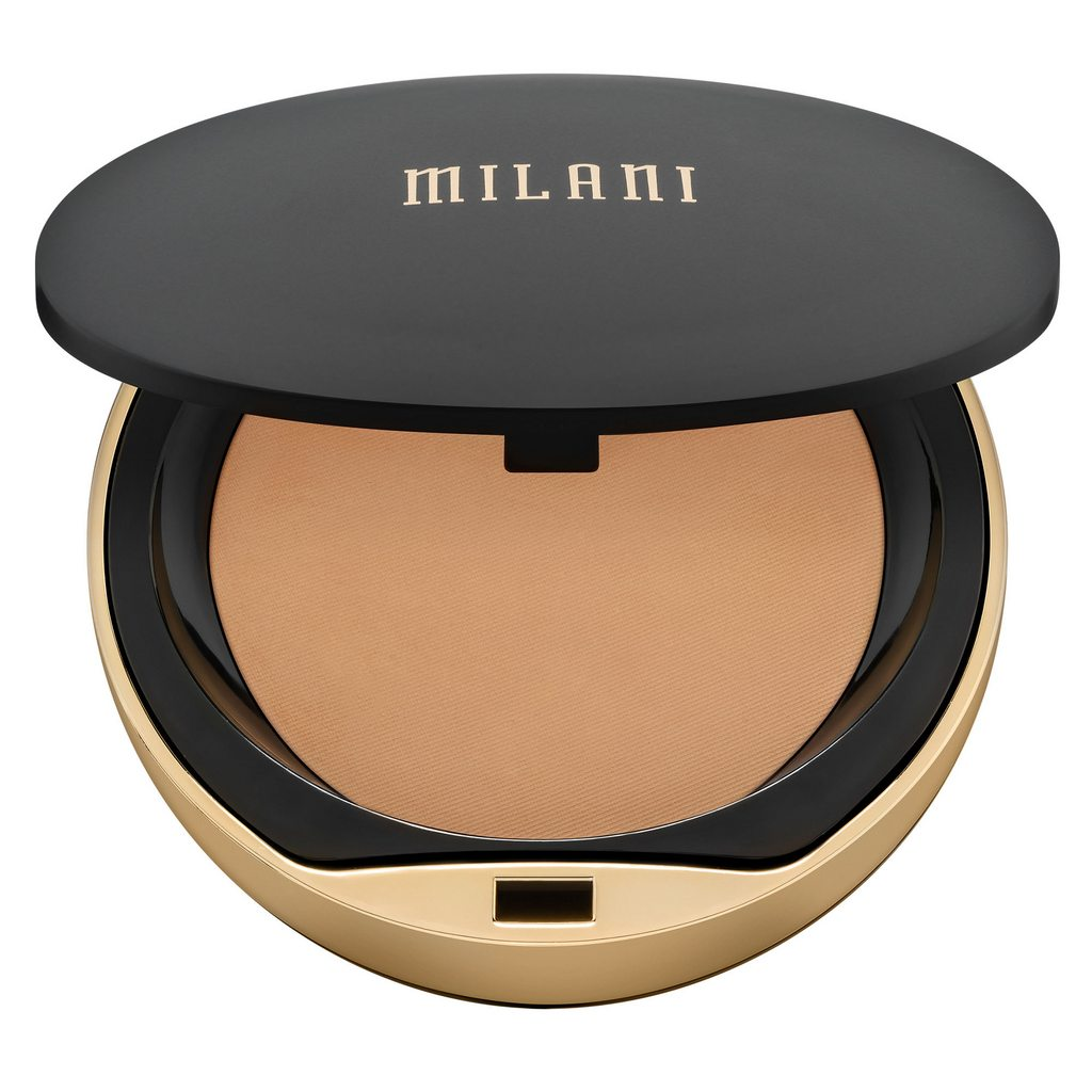 MILANI Conceal + Perfect Shine-Proof Powder, 05 Natural Beige, 0.43 oz