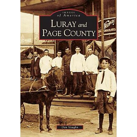 Luray and Page County, (Luray Collection)