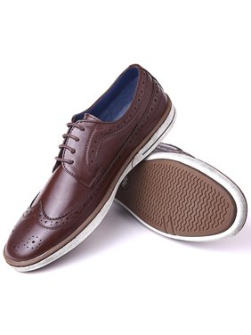 be55dd1e2e3 Product Image Mio Marino Mens Dress Shoes - Fashion Casual Oxford Shoes for  Men