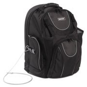Ideastream Consumer Products VZ00747 Polyester Locking Backpack, 16 in.
