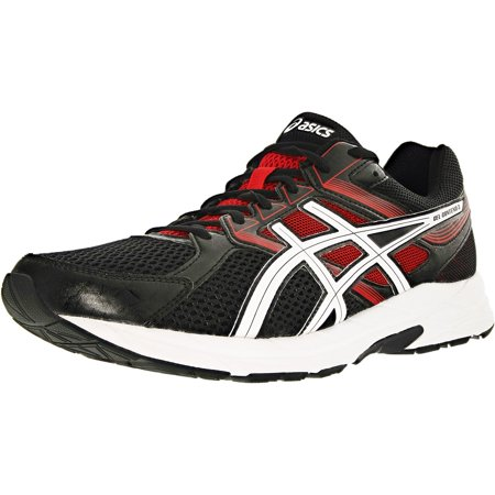 7743be387fcf ASICS - Men s Gel-Contend 3 Onyx Snow Racing Red Ankle-High Running Shoe -  12M - Walmart.com