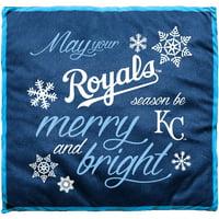 Kansas City Royals Holiday Pillow