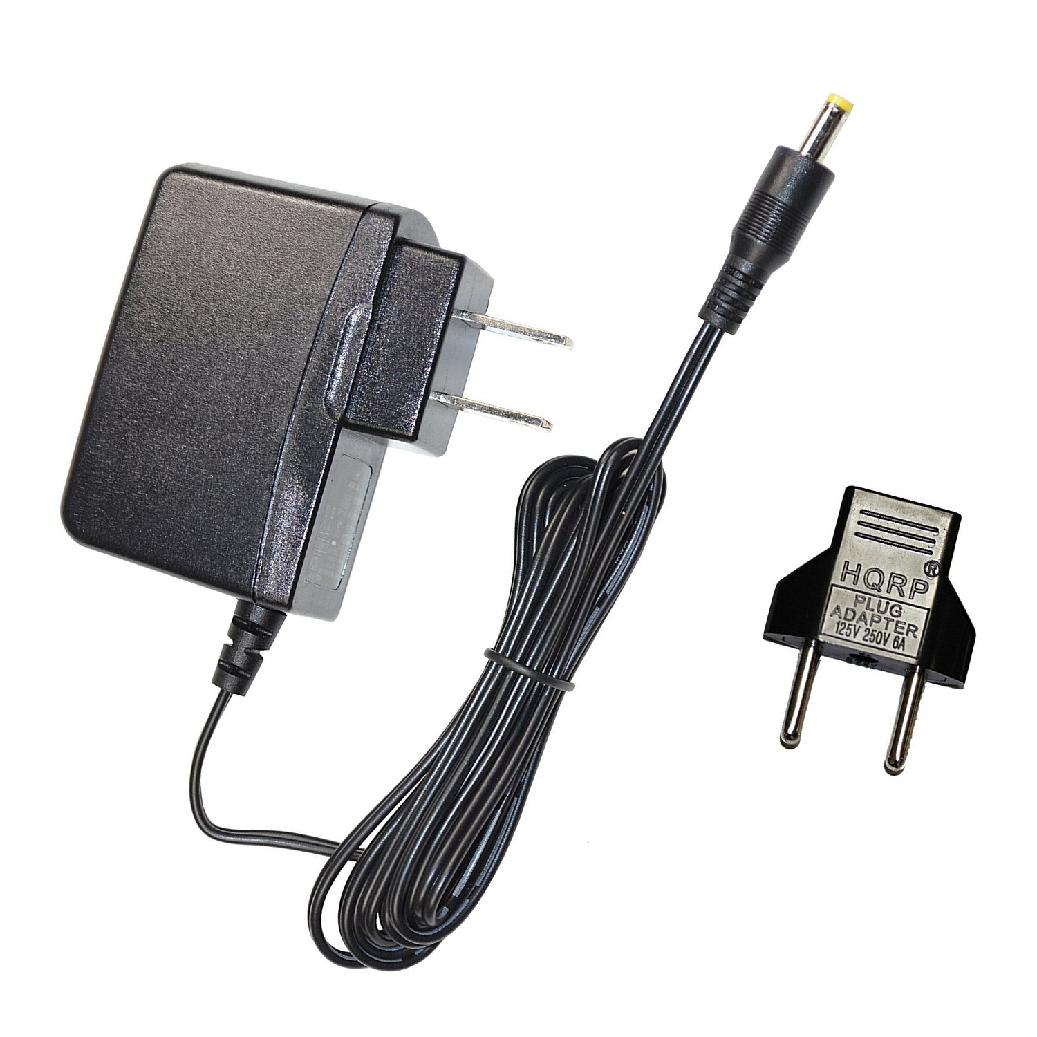 HQRP AC Adapter Power Supply for 2Wire / ATT ACWS011C-05U ...