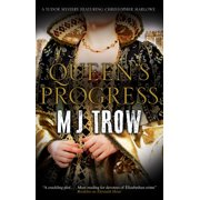 Kit Marlowe Mystery: Queen's Progress: A Tudor Mystery (Hardcover)(Large Print)