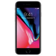 Apple iPhone 8 64GB Space Gray Fully Unlocked (Verizon + AT&T + T-Mobile + Sprint) Smartphone - Grade A Refurbished