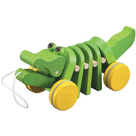 Alligator Pull Toy (Dancing Alligator Pull Toy)