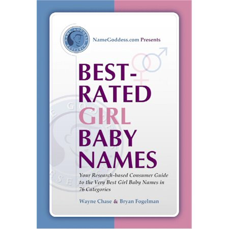 Best-Rated Girl Baby Names - eBook