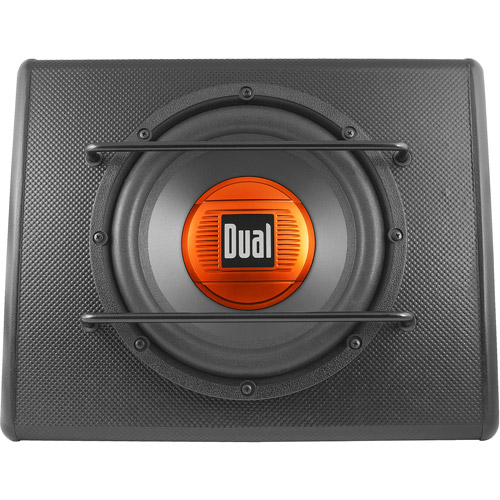 "Dual ALB10 10"" Subwoofer with Ported Enclosure, 300W"