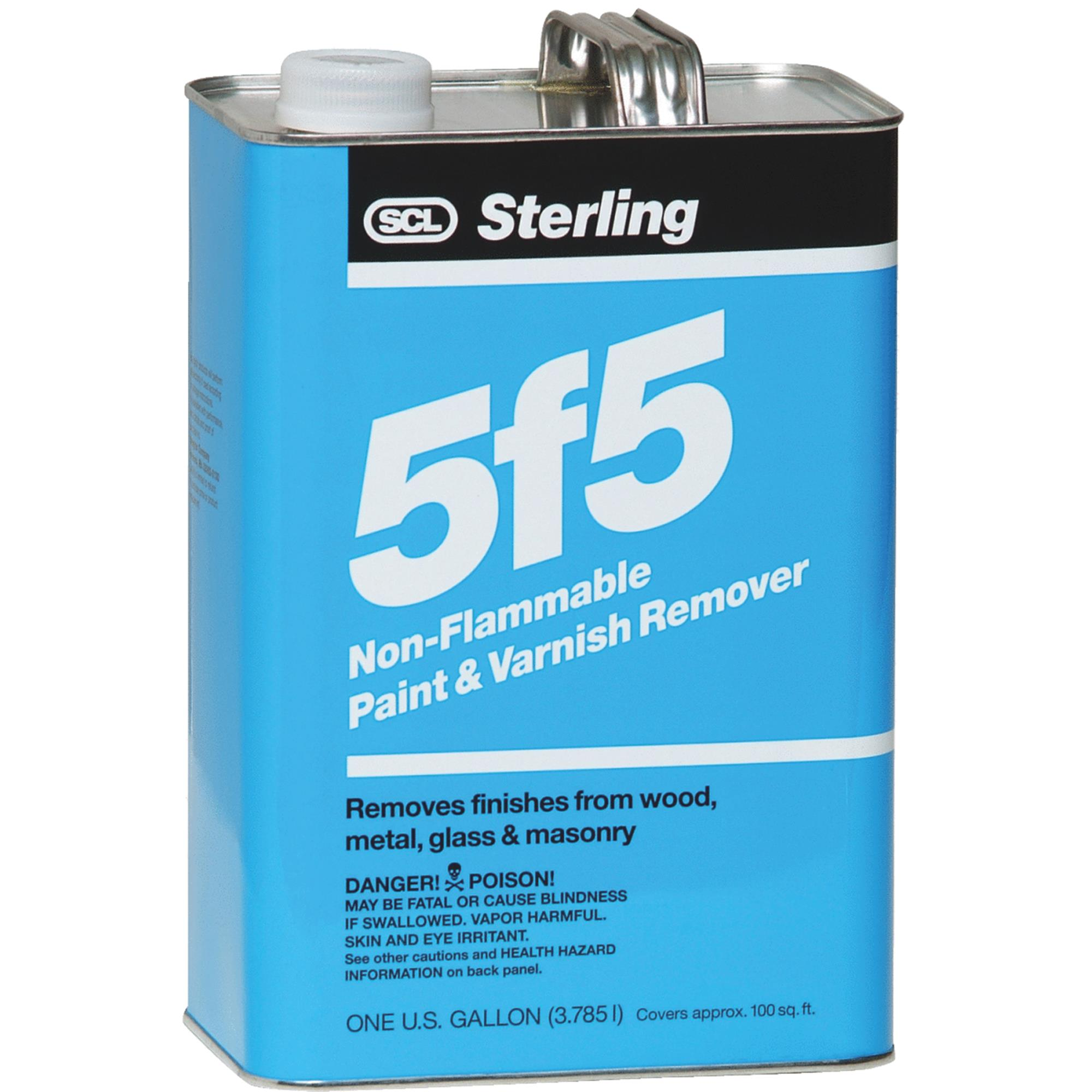 Sterling 5f5 Paint & Varnish Stripper