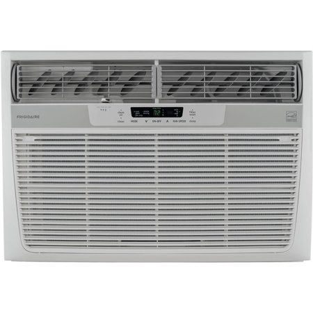 Frigidaire Ffre2533q2 Energy Efficient 25 000 Btu 230V Window Mounted Heavy Duty Air Conditioner With Temperature Sensing Remote Control