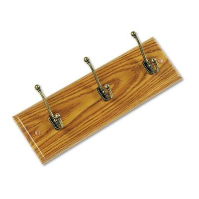 Safco Wood Wall Racks