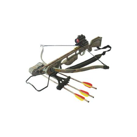Arrow Precision Inferno Fury Crossbow Kit, 175 lb
