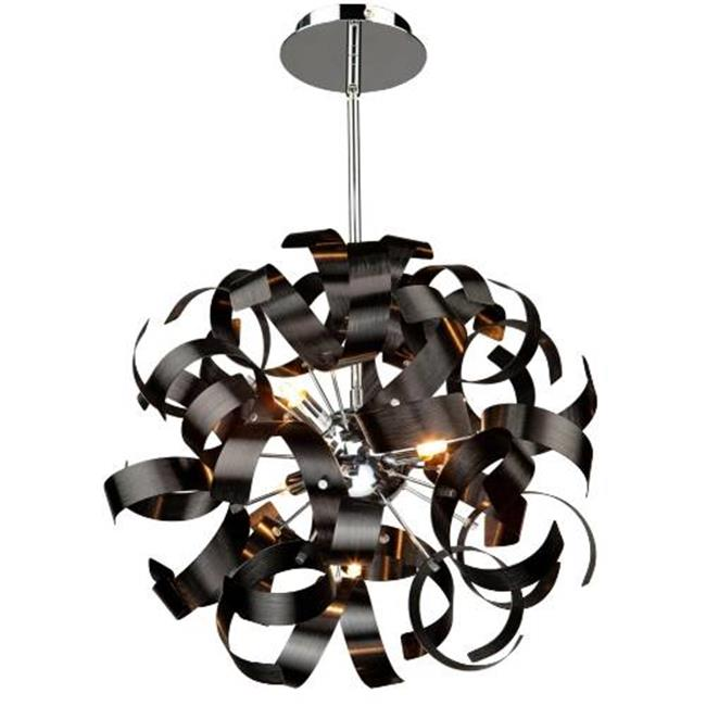 Artcraft Lighting 5 Light Bel Air Ceiling