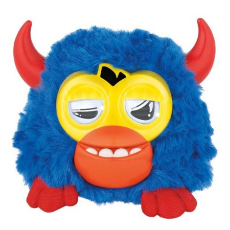 Furby Party Rockers Creature (Dark Blue with Horns)](Party Rocket)